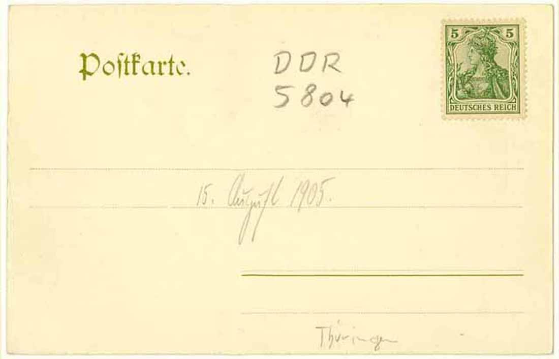 WunderschöNen Freiburg Rathaus Ak Postkarte 5814 Sammeln & Seltenes